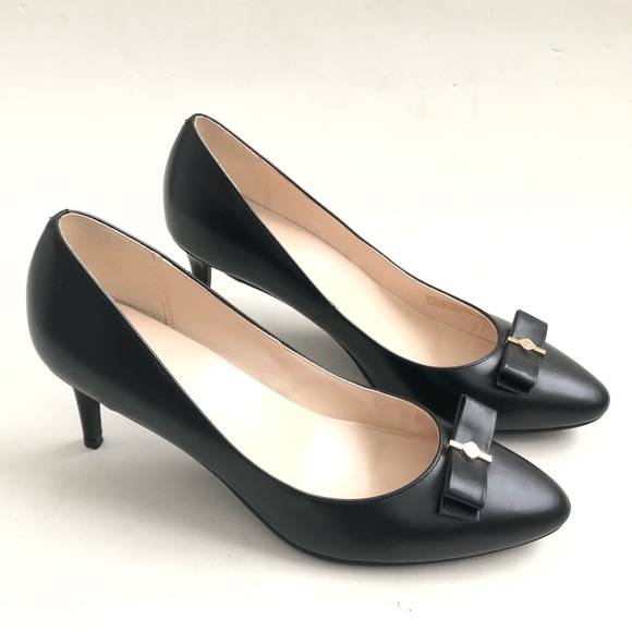 9e84b0127d2 Cole Haan Grand OS Signature Pump Black 9B